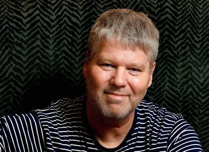 Rithöfundurinn Guðmundur Andri Thorsson