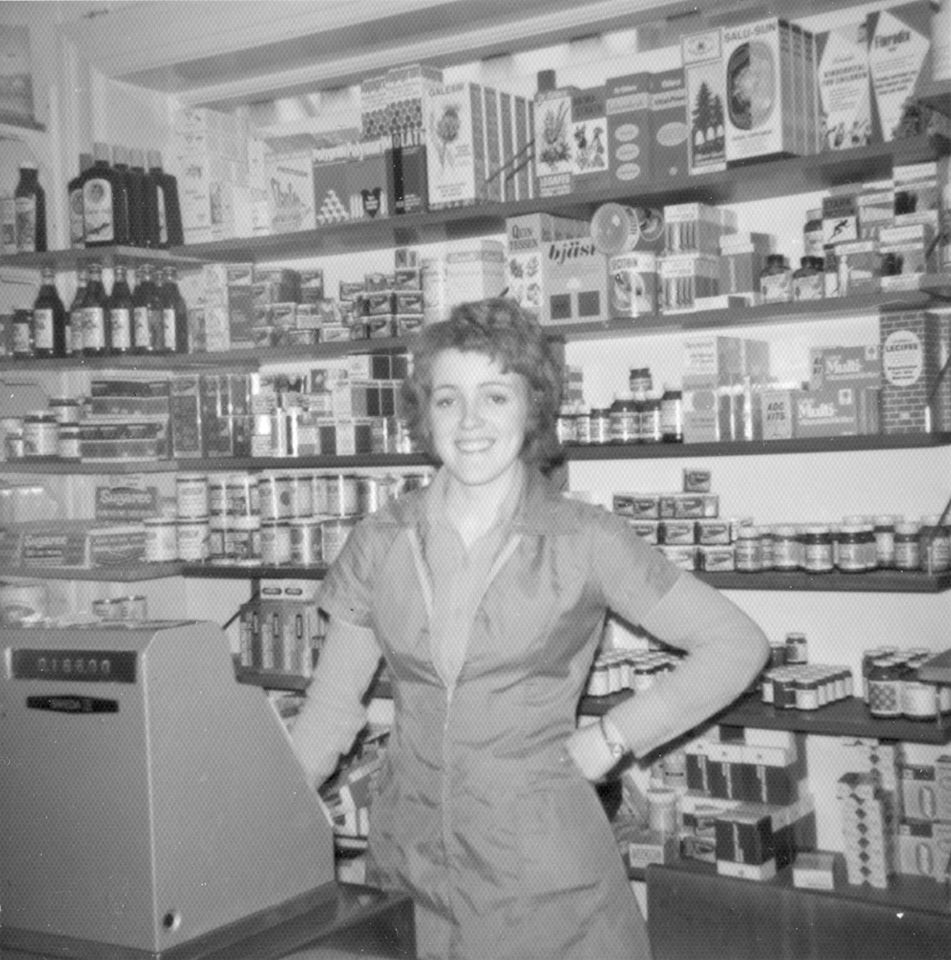 Matstofa NLFÍ 1977
